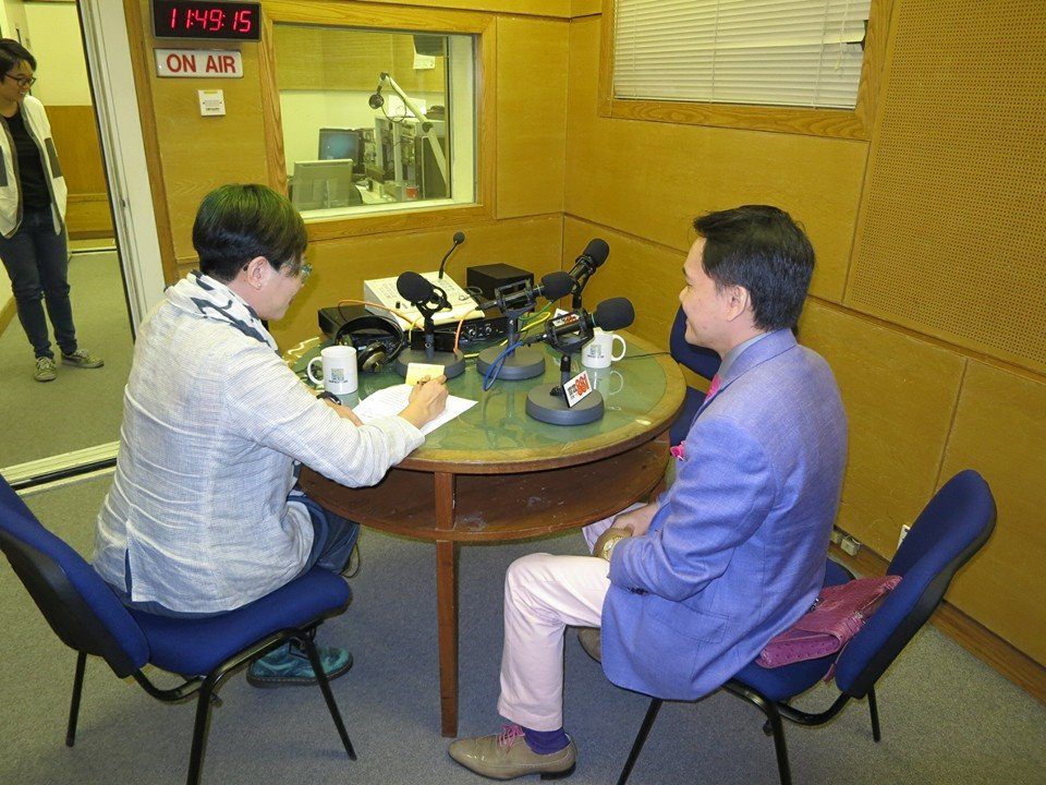 10Commercial Radio Hong Kong 香港商業電台《有誰共鳴》