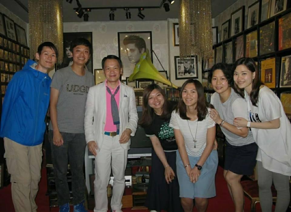 感谢香港旅游发展局全力协助推广《唱片博物馆》这个独有景点。