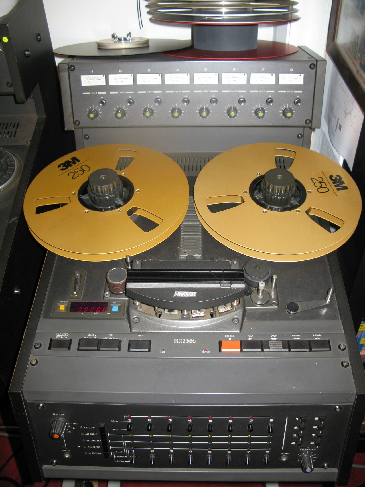 OTARI MX-5050 IV 1/2 '' TAPE 8-CHANNEL