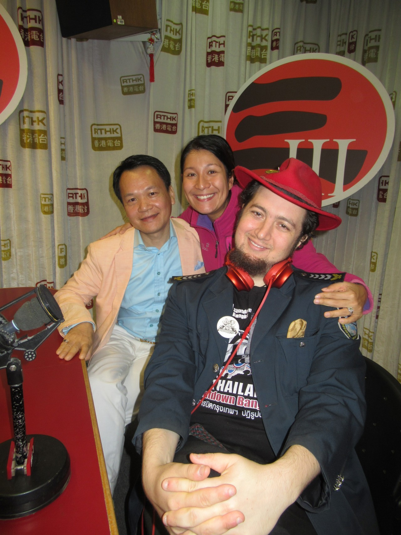 The Record Museum RTHK 3 INTERVIEW