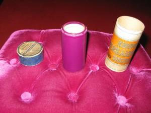 罕有1919年紫色爱廸生圆桶型唱片