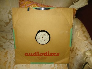 16 inch Acetate Master Disc