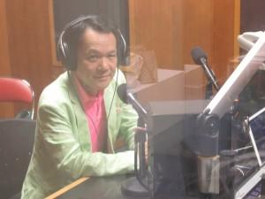 RTHK Putonghua Channel interview with Vincent Hung 接受香港電台普通話台主持洪健崴專訪