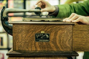 1914 Victor Talking Machine 留声机