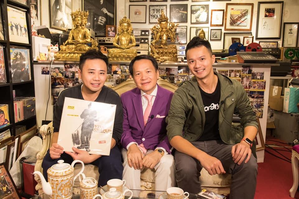 TVBC  (TVB China) TVB 中國專訪