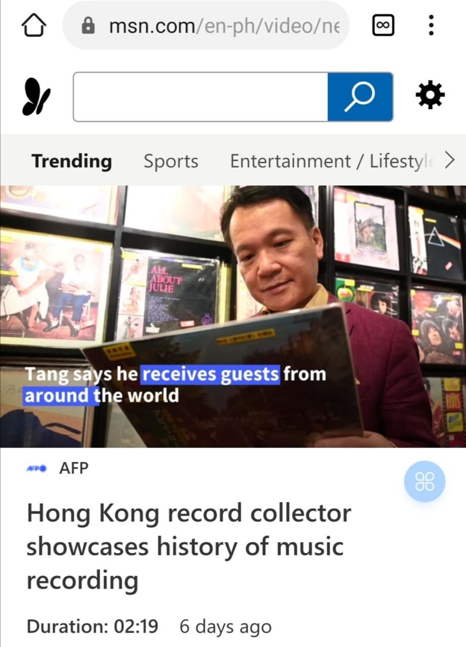 MSN Microsoft News International Coverage